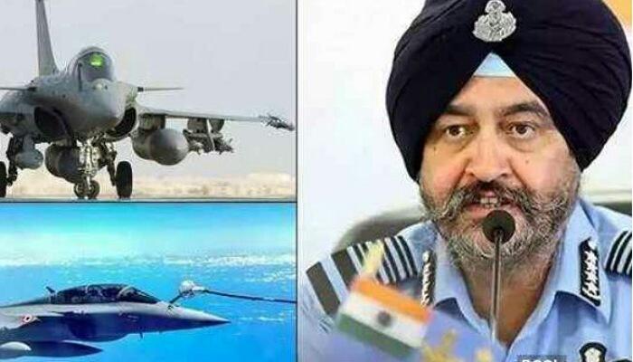 ভারতে প্রবেশ ৫ রাফাল যুদ্ধবিমানের, 'এর ধারেকাছেও আসে না চিনের J-20!' দাবি প্রাক্তন বায়ুসেনা ধানোয়ার